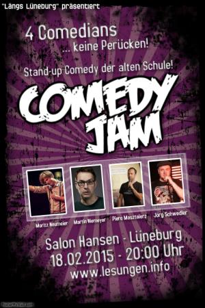 Comedy Jam Lueneburg