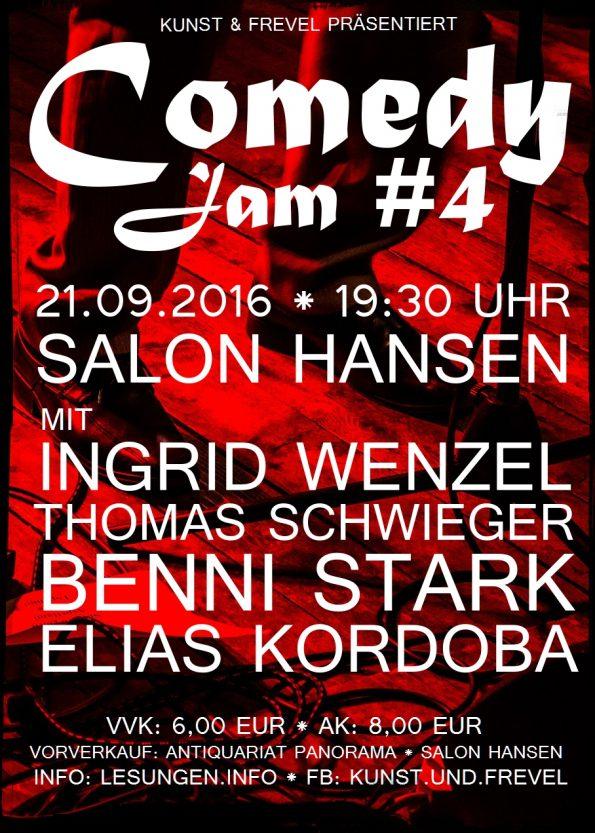 Comedy Jam #4