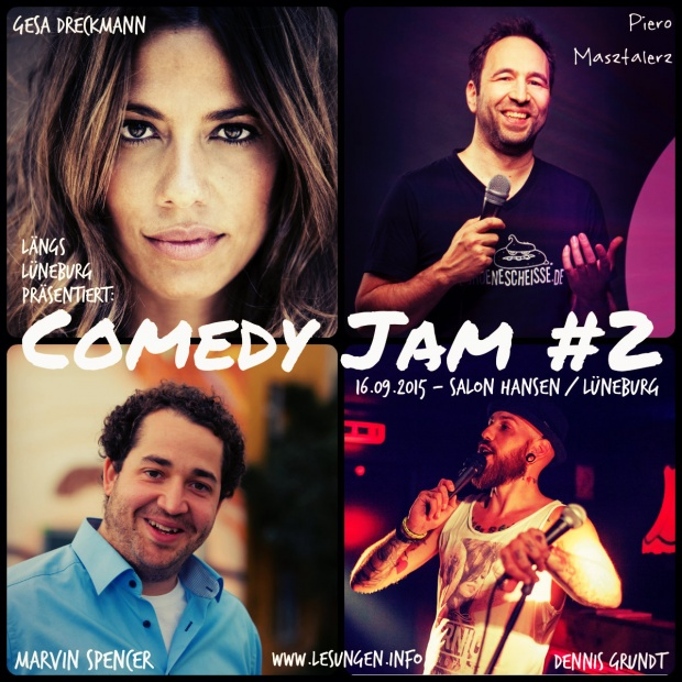 Comedy Jam #2