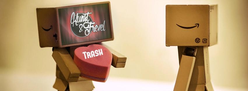 Trash-Lesung