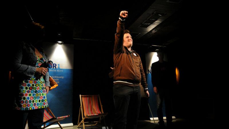 Sven Kamin Poetry Slam