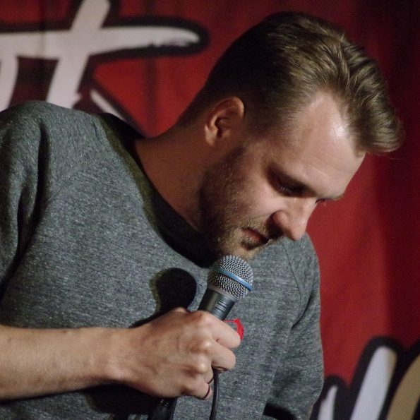 Comedian Thomas Schwieger