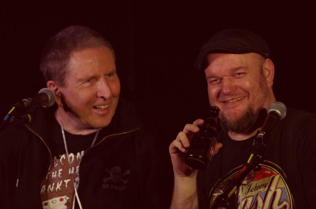 Rainer Wulff & Jörg Schwedler