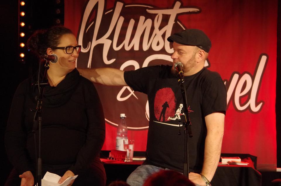 Liefka Würdemann und Jörg Schwedler