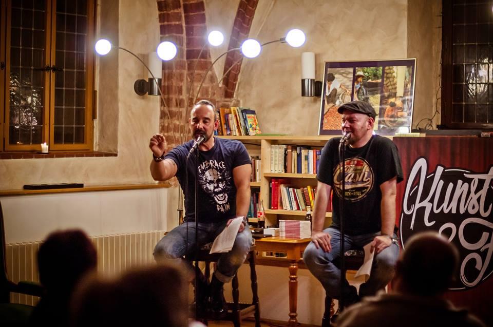 Viktor Hacker und Jörg Schwedler